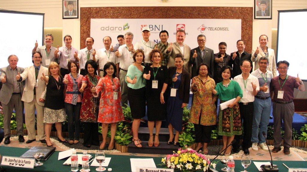 New7Wonders Global Network Summit delegates