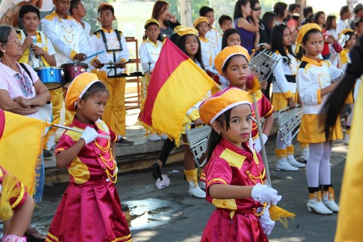 The past, present and future of Vigan is reflected in the poise and naturalness of its children.
